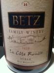 Betz wine